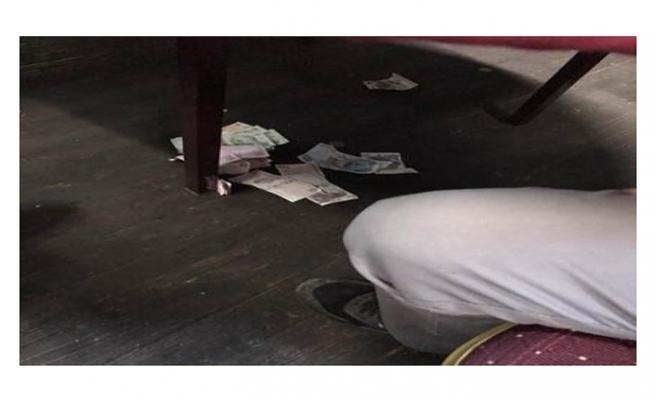 Kumar oynayanlara suç üstü, 17 bin 500 lira para cezası kesildi