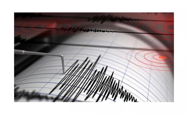 Başkale'de 4.4 büyüklüğünde korkutan deprem