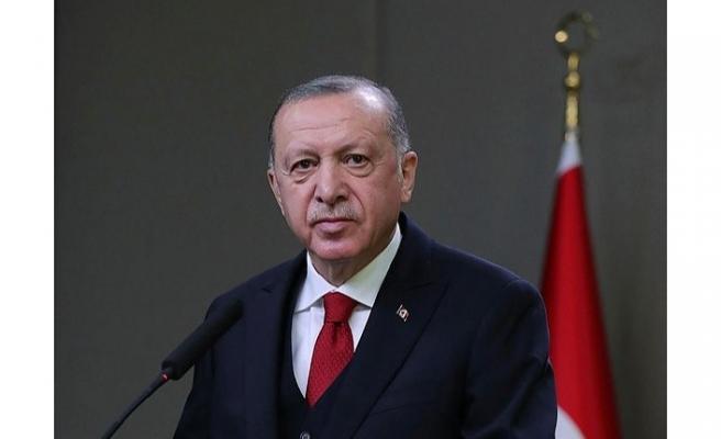 Başkan Erdoğan CAATSA Türkiye'ye yapılan bir saygısızlıktır