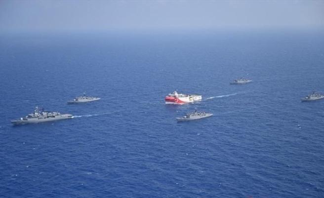 Doğu Akdeniz'de büyük kararlılık!
