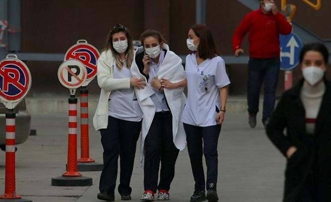 Gaziantep'te özel hastanede patlamada