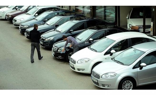 İkinci el araç piyasasıyla ilgili haberi