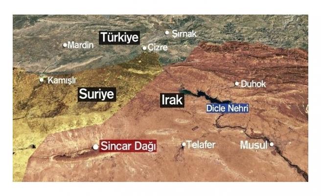PKK'yı Sincar'dan çıkarma operasyonu