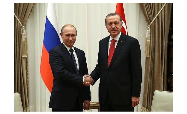 Putin'den dikkat çeken Erdoğan açıklamas