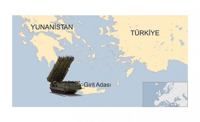 Yunanistan'dan Ege'de büyük provokasyon