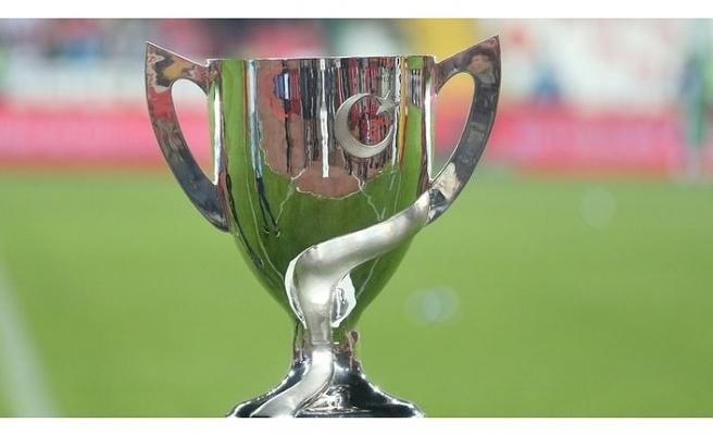 Ziraat Tükiye Kupası'nda son 16 eşleşmeleri belli oldu