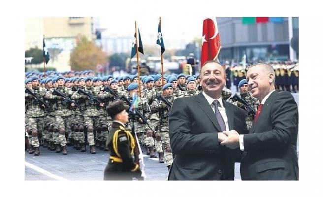 Recep Tayyip Erdoğan'ın Türkiye'si 2020'nin en kudretli gücü