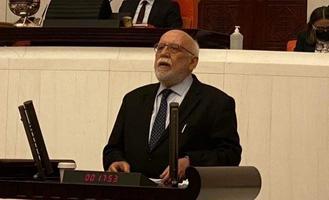 Milletvekili Avcı'dan, TBMM'de 'Teknolojileri Bağımlılığı ile Mücadele' raporu hakkında konuşma