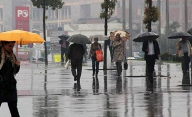 Meteoroloji den uyarı Perşembe gününe dikkat
