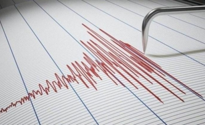 3.4 büyüklüğünde deprem