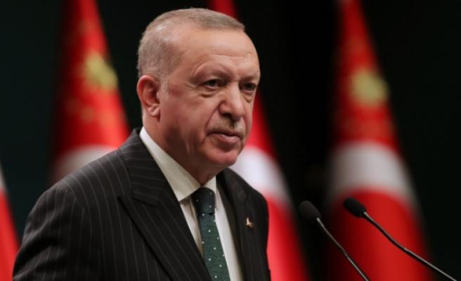 Cumhurbaşkanı Erdoğan: '27 milyondan fazla aşılama gerçekleştirdik'