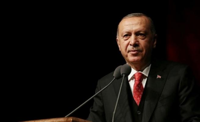Cumhurbaşkanı Erdoğan'dan Gençlere müjde