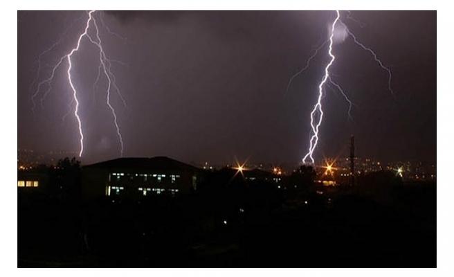 Eskişehir için gök gürültülü sağanak yağış uyarısı