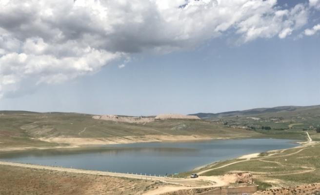 Keskin Barajı alarm veriyor