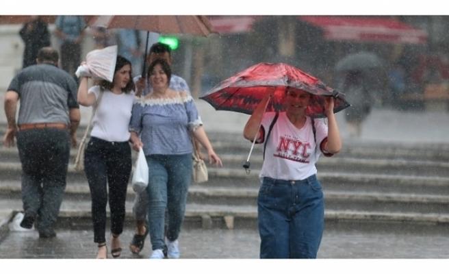 Meteoroloji 'den yağmur uyarısı!