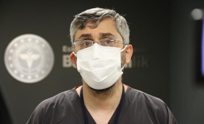 Şehir Hastanesi'nin yanık merkezi tüm dünyadan hasta kabul ediyor
