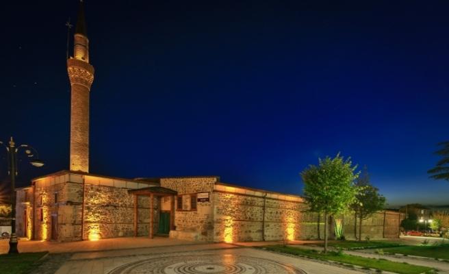 Sivrihisar Ulu Cami UNESCO Dünya Miras Listesi'ne aday