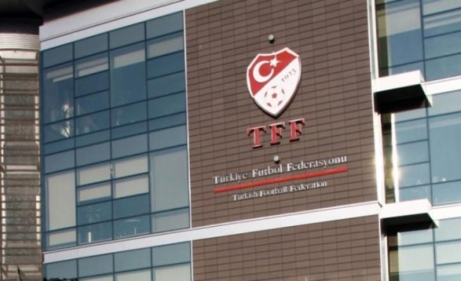 TFF küme düşmenin kaldırılması ile ilgili kararını verdi
