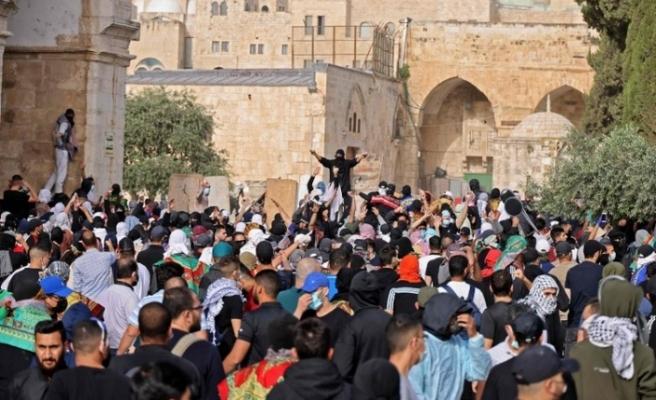 Türkiye'den İslam dünyasına Mescid-i Aksa çağrısı