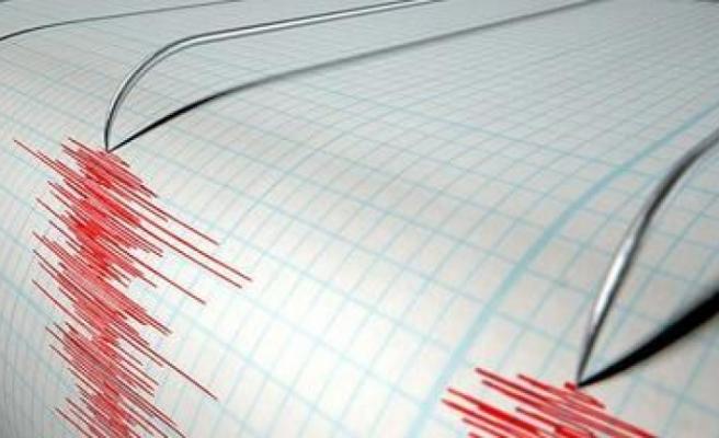 3.5 büyüklüğünde deprem meydana geldi