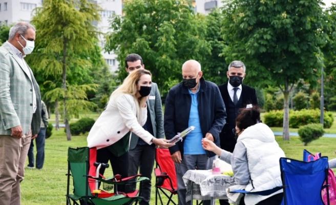 AK Parti Eskişehir'den Dünya Çevre Günü etkinliği