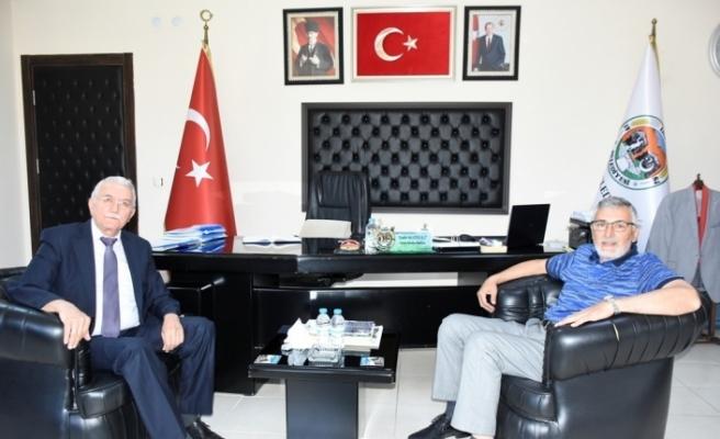 Başkan Bozkurt, ilçeye kazandırılan yatırım ve projeleri anlattı