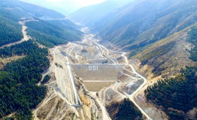 Çay Barajı'nın ekonomiye yıllık yaklaşık 40 milyon TL'lik ek gelir