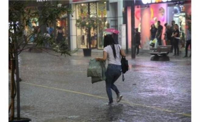 Eskişehir için yine sağanak yağış uyarısı