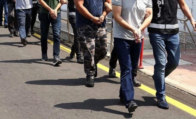 Eskişehir'de FETÖ operasyonu: 5 gözaltı