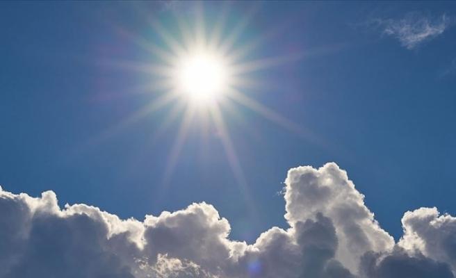 Eskişehir'de sıcaklıklar 35'li derecelere ulaşıyor