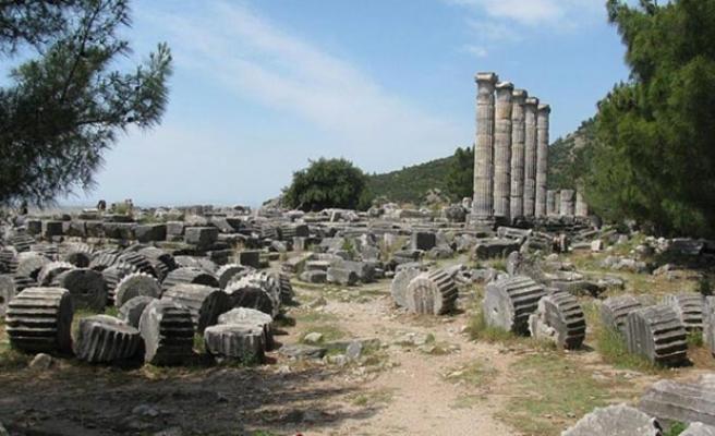 Eskişehir'in tarihi Helenisitk ve Roma Dönemi'nden çok eski
