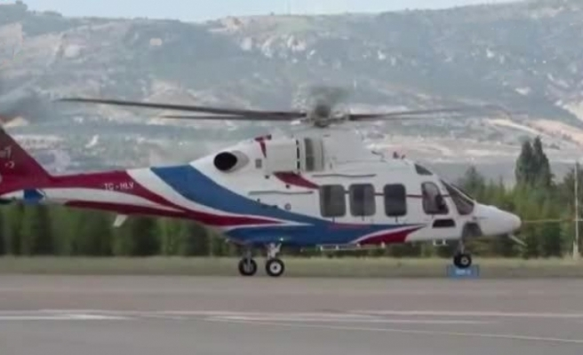 Gökbey'in üçüncü prototipi de başarı ile havalandı