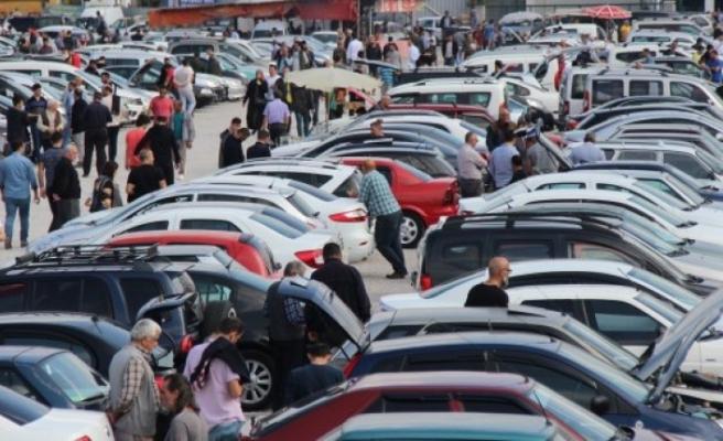 ikinci el araç piyasasında tekrardan hareketlilik