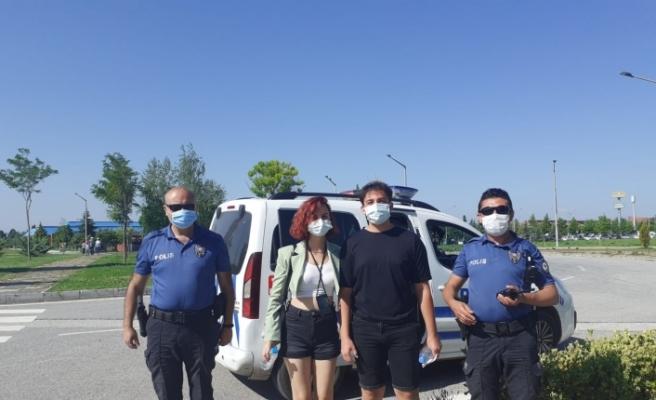 Polis YKS mesaisine bugünde devam etti