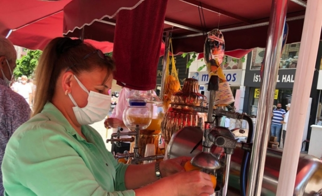 Sifon limonata tezgâhındaki 20 yıl