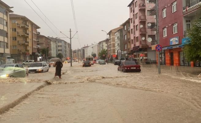 Son yılların en yüksek yağış verileri elde edildi