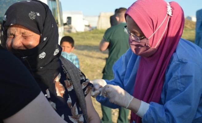 Eskişehir Yapılan aşılar sayısında 450 bin çizgisini geçti