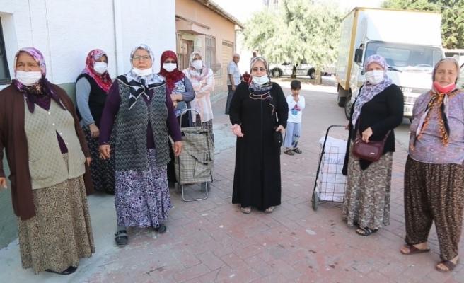 71 Evler'de halkın semt pazarı isyanı