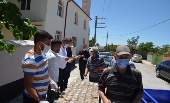 Beylikova'da 15 Temmuz mevlidi okutuldu