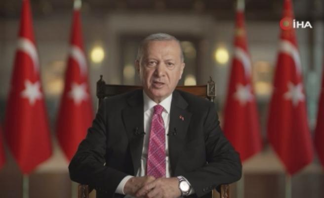 Cumhurbaşkanı Erdoğan'dan yerli aşıyla ilgili önemli açıklama!