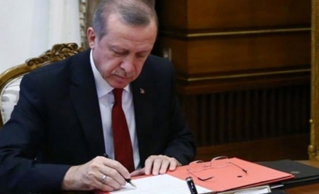 Emniyet Müdürleri Kararnamesi Resmi Gazete'de yayımlandı