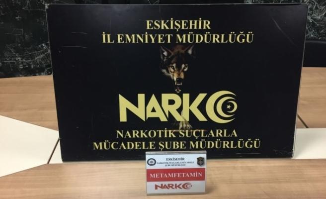 Eskişehir'de 2 uyuşturucu taciri tutuklandı