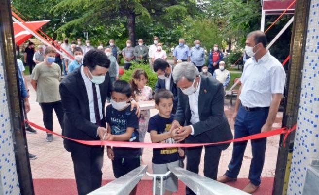Günyüzü'nde yaz Kur'an kursu için coşkulu açılış yapıldı