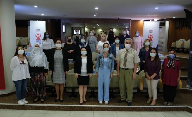 KADIN KOOPERATİFLERİ İSTİŞARE TOPLANTISI ETO'DA YAPILDI