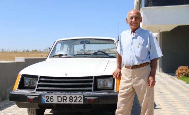 80 yaşındaki eski hemşire ile 40 yıllık Anadol'un serüveni