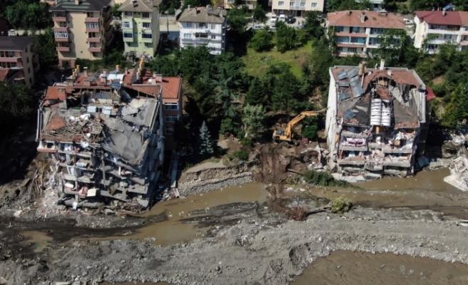 AFAD açıkladı! İşte sel felaketindeki kayıp sayısı...