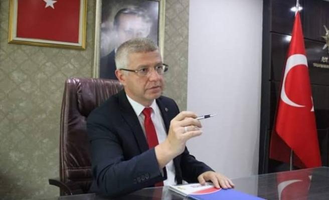 AK Parti Odunpazarı İlçe Başkanı Acar'dan sert eleştiri
