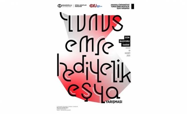 Anadolu Üniversitesi Yunus Emre'nin anısını sanatla yaşatıyor