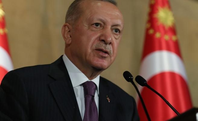 Cumhurbaşkanı Erdoğan: 'Önceliğimiz vatandaşlarımızı oradan tahliye etmek'