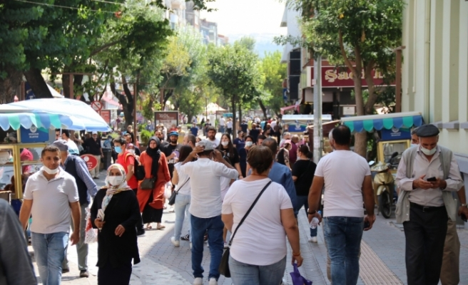 Eskişehir'de 100 binde görülen vaka sayısı düştü